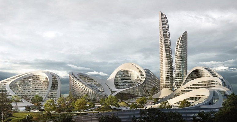 Zaha Hadid Architects designing smart city outside of Moscow