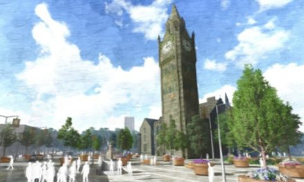 Plan for £3m redesign of Rochdale town square
