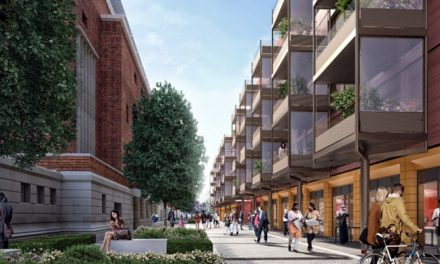 Rogers Stirk Harbour + Partners' Design Proposal Approved