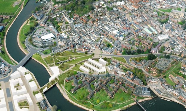 Plan to transform Exeter through housing growth