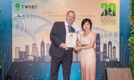 International landscape award for SNC-Lavalin's Atkins