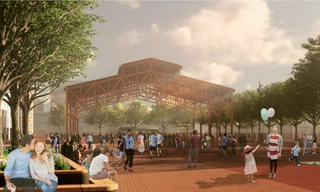 West 8 wins design competition for Apeldoorn's market square