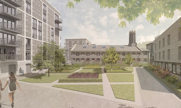 Grant Associates planning success for former HM Prison Kingston site