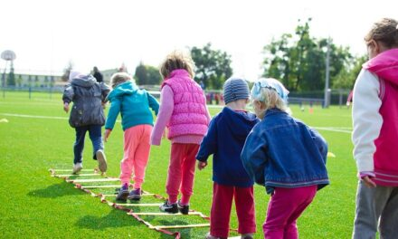 New data from Natural England shows importance of green spaces for children