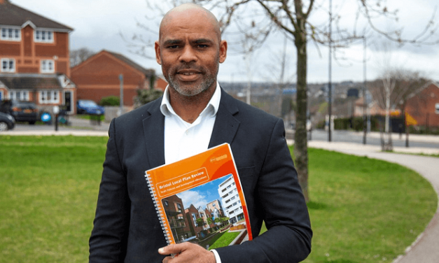 Mayor unveils vision for Bristol as part of city's Local Plan