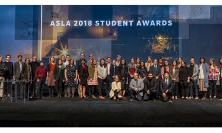 ASLA opens 2019 Student Awards for entries