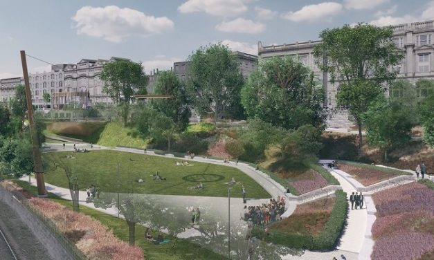 Transformation of Union Terrace Gardens set to start this summer