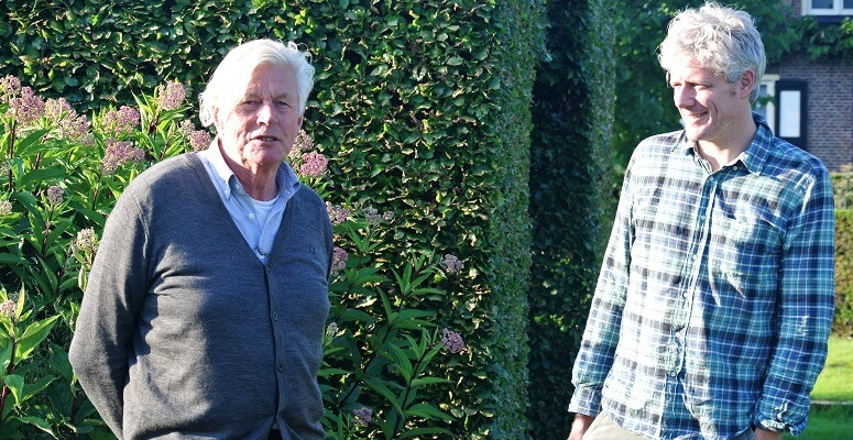 Behind the scenes of Five Seasons: The Gardens of Piet Oudolf