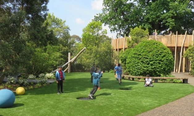 VIDEO: Have you seen The Children's Garden at Kew?