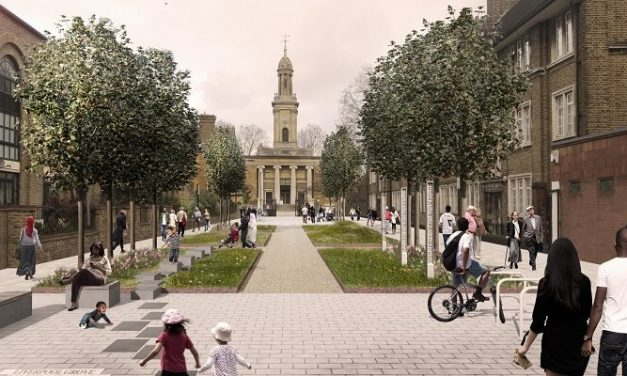 Low emission neighbourhood to be created in Walworth