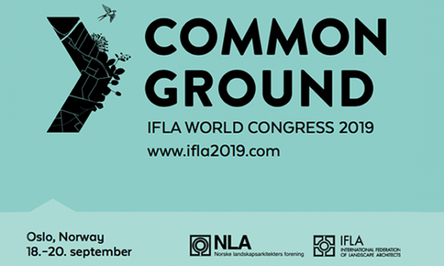 IFLA World Congress 2019 to be held in Oslo