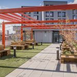 Self-storage facility transformed into student accommodation