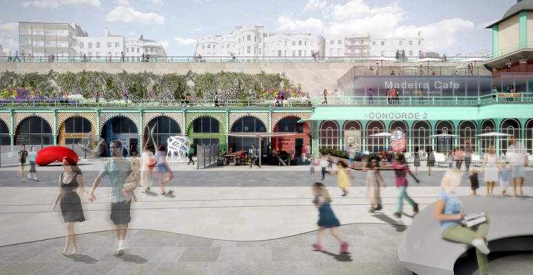 Madeira Terrace restoration project to begin next phase