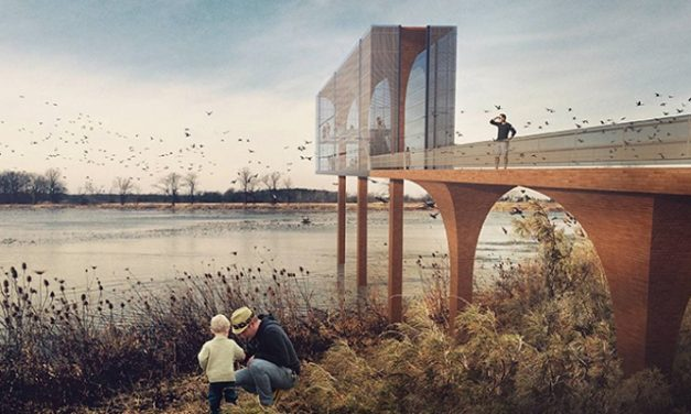 Jing River Xi'an International Design Competition