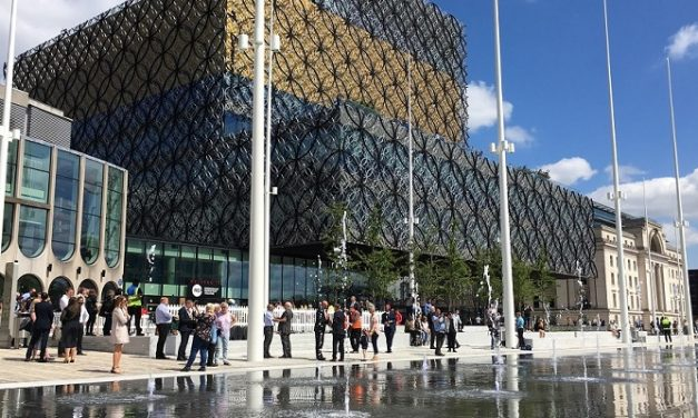 New look Centenary Square opens to the public