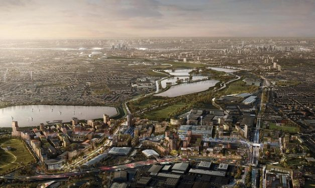 Plans for next phase of £6bn Meridian Water project submitted