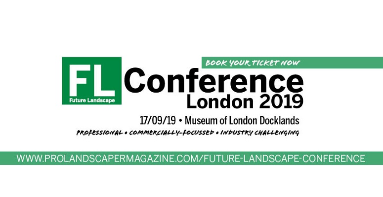 Future Landscape Conference: book online now