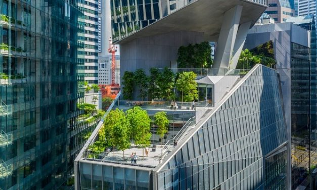 KPF's Robinson Tower opens in Singapore