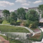 Programme plan for transnational Union Terrace Gardens project