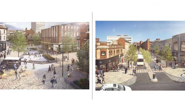 Preparatory works start on city centre Westside Link