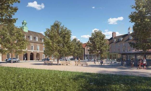 Planning committee approves Welborne Garden Village