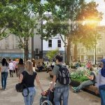 New green and public spaces designs confirmed for West End Project